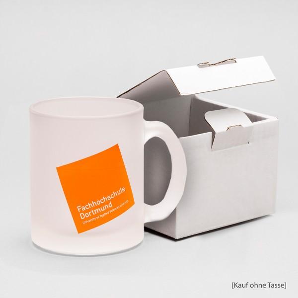Verpackung für FH-Tasse