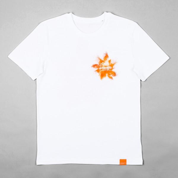 Herren T-Shirt - I am orange